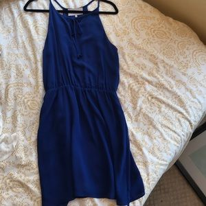 Navy Cocktail Dress, WORN ONCE!